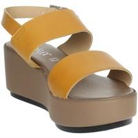 Topánky Ženy Sandále Novaflex ACQUARO Mustard