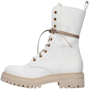 Topánky Ženy Čižmy do mesta Vsl 7166/INN WHITE