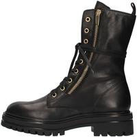 Topánky Ženy Čižmičky Vsl 7195/INN BLACK