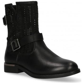 Topánky Dievčatá Čižmičky Xti 58671 Čierna