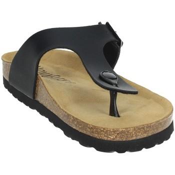 Topánky Ženy Žabky Novaflex FAVRIA Black