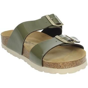 Topánky Ženy Žabky Novaflex FAULE Dark Green
