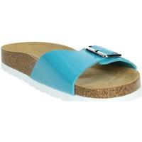 Topánky Ženy Šľapky Novaflex FASCIA Sky-blue