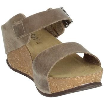 Topánky Ženy Šľapky Novaflex ANNICCO Beige