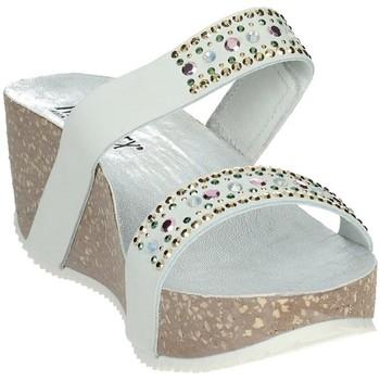Topánky Ženy Šľapky Novaflex AGNOSINE White