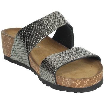 Topánky Ženy Šľapky Novaflex AGEROLA Charcoal grey