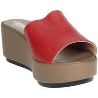 Topánky Ženy Šľapky Novaflex ACQUAPPESA Red