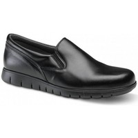 Topánky Muži Nízke tenisky Feliz Caminar ZAPATO SANITARIO UNISEX EUREKA Čierna