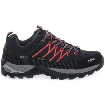 Topánky Ženy Turistická obuv Cmp Rigel Low Čierna