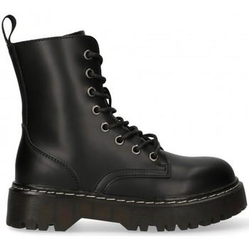 Topánky Ženy Polokozačky Emmshu 58501 Čierna