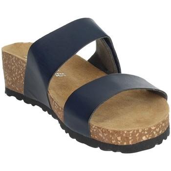Topánky Ženy Šľapky Novaflex AGAZZANO Blue