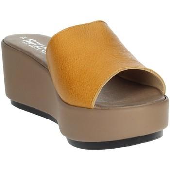 Topánky Ženy Šľapky Novaflex ACQUAPPESA Mustard