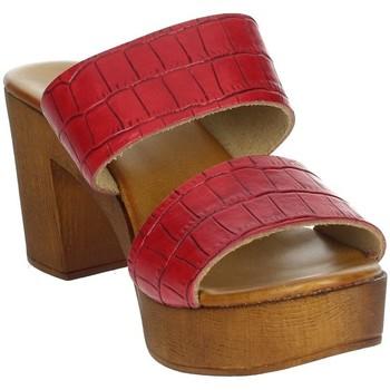 Topánky Ženy Šľapky Novaflex ACQUAFONDATA Red