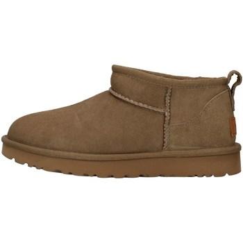 Topánky Ženy Čižmičky UGG W/1116109W BEIGE