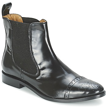 Topánky Ženy Polokozačky Fericelli GIFOGRA čierna