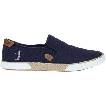 Topánky Muži Slip-on U.s. Golf S19-SUS801 Modrá