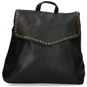 Tašky Ženy Ruksaky a batohy Luna Collection 56808 Čierna