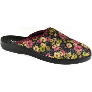 Topánky Ženy Papuče Mjartan Dámske kvietkované papuče  ADAMA mix
