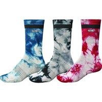 Doplnky Chlapci Ponožky Globe Chaussettes  All Tied Up 3 Pack asst.