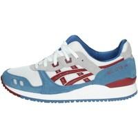 Topánky Muži Nízke tenisky Asics 1201A482 White/Light-blue