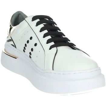 Topánky Ženy Nízke tenisky Keys K-5580 White/Gold
