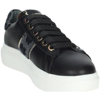 Topánky Ženy Nízke tenisky Keys K-5502 Black/Grey