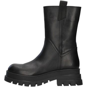 Topánky Ženy Čižmičky Inuovo 818003 BLACK