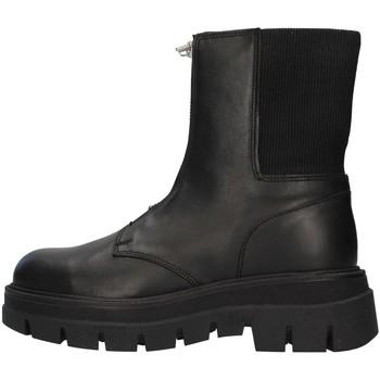 Topánky Ženy Čižmičky Inuovo 753134 BLACK