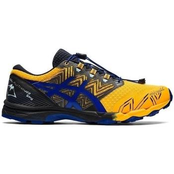 Topánky Muži Bežecká a trailová obuv Asics Gel Fujitrabuco Sky Žltá