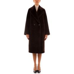 Oblečenie Ženy Kabáty Maxmara Studio KARIM BROWN