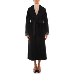 Oblečenie Ženy Kabáty Maxmara Studio UDITO BLACK