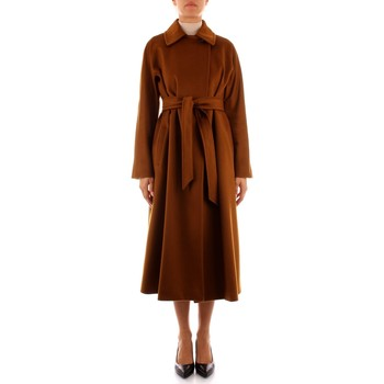 Oblečenie Ženy Kabáty Maxmara Studio VENAS BROWN