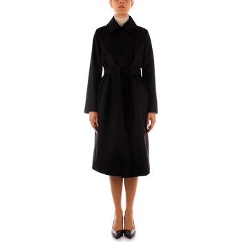 Oblečenie Ženy Kabáty Maxmara Studio BCOLLAG BLACK