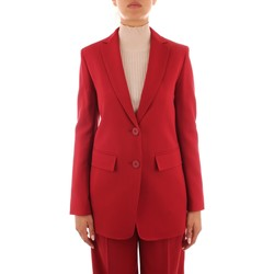 Oblečenie Ženy Saká a blejzre Maxmara Studio CARPAZI RED