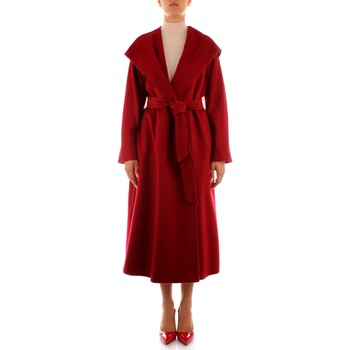 Oblečenie Ženy Kabáty Maxmara Studio DANTON RED