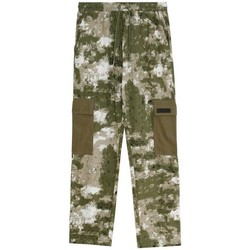 Oblečenie Muži Nohavice Cargo Sixth June Pantalon  Cargo Camouflage vert camouflage