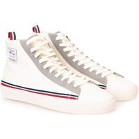 Topánky Muži Slip-on Champion  Biela
