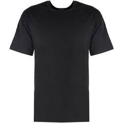 Oblečenie Muži Tričká s krátkym rukávom Xagon Man  Čierna