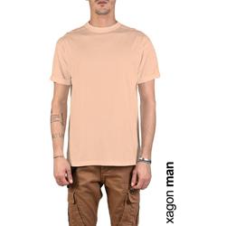 Oblečenie Muži Tričká s krátkym rukávom Xagon Man  Ružová
