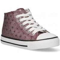 Topánky Dievčatá Členkové tenisky Bubble 58907 Ružová