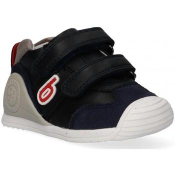 Topánky Dievčatá Nízke tenisky Biomecanics 57347 Modrá