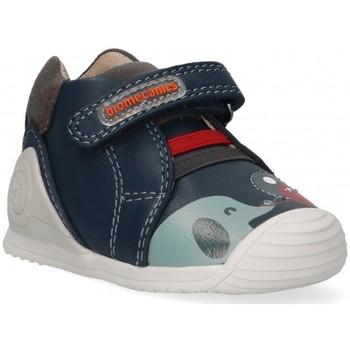 Topánky Chlapci Nízke tenisky Biomecanics 57348 Modrá