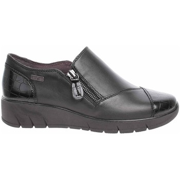 Topánky Ženy Mokasíny Jana 882460027055 Čierna