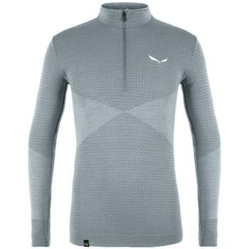 Oblečenie Muži Flísové mikiny Salewa Med Warm Amr 27967-0310 grey