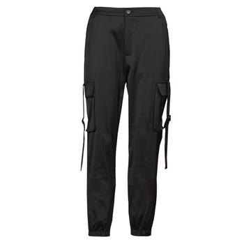 Oblečenie Ženy Nohavice Cargo Yurban  Čierna