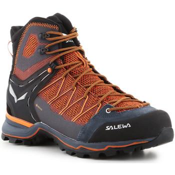 Topánky Muži Turistická obuv Salewa Ms Mtn Trainer Lite Mid GTX 61359-0927 orange