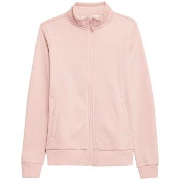 Oblečenie Ženy Mikiny 4F BLD351 Ružová