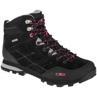 Topánky Ženy Turistická obuv Cmp Alcor Mid Čierna