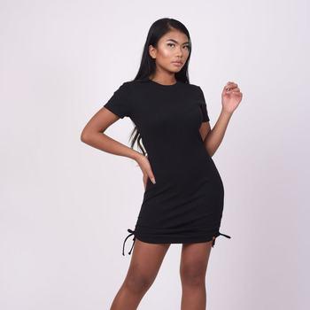 Oblečenie Ženy Krátke šaty Project X Paris Robe femme noir