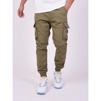 Oblečenie Muži Nohavice Cargo Project X Paris Jeans Style Cargo Projet X Paris khaki